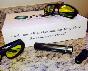 Oral ID in Arizona -- get affordable, easy cancer screenings at the dentist