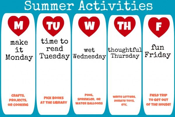 Fun Summer Activities for the Family - Tempe Smiles